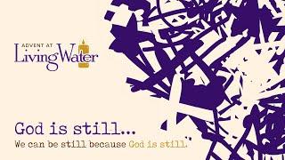 God is Still - Sovereign