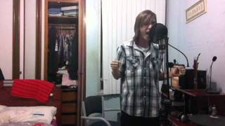 Sleeping With Sirens - Let's Cheers To This (Vocal Cover)