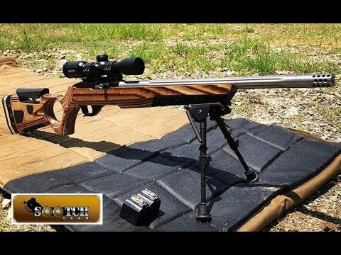 Boyds AT-One Thumbhole Laminated Stock Review