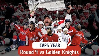 Caps Year (Part 4) - SCF vs Vegas Golden Knights 2018
