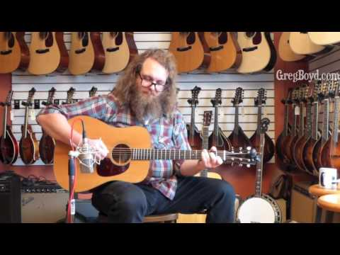 Collings D-1 Custom Guitar serial number 26384 played by Matt Rieger