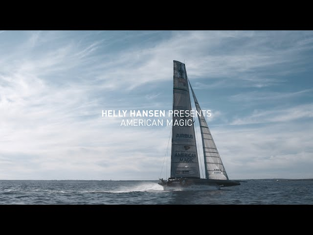 Trust is Earned - American Magic in the 36th America's Cup (Trailer)