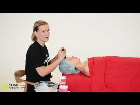 4  Гуаша массаж лица Приемы и техника выполнения