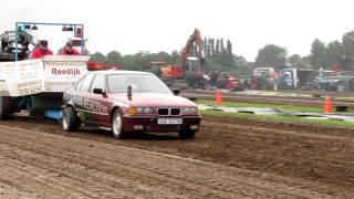 Carpulling Made 2011 Chain Reaction 1ste manche autotrek