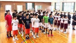 八重山地区新人戦体育大会バスケットボール競技