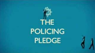 Police TV advert banned for being 'deceitful'