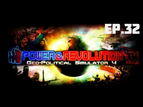 Geopolitical Simulator 4 FR (Power & Révolution) RUSSIE S01 EP.32: Fin de la Russie ?
