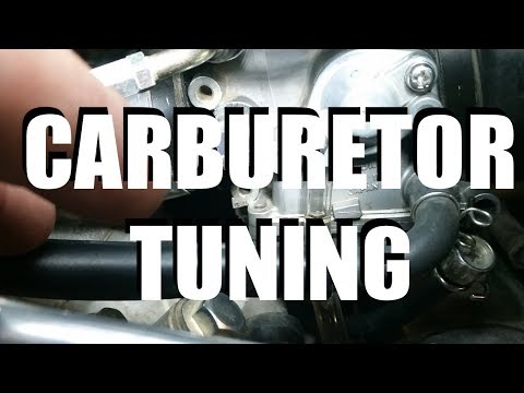 How to Tune Yamaha ATV Carburetor