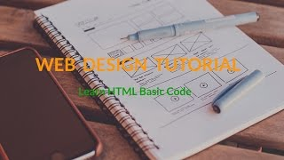 Learn Web Design  - Learn HTML basic Code Part 1 Mp3