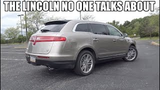 2019 Lincoln MKT | The Weird Luxury Station Wagon No One Cares About