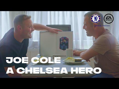 JOE COLE |  A CHELSEA HERO