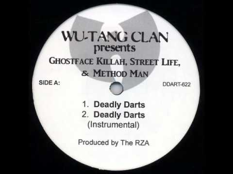Wu-Tang Clan - Deadly Darts (prod. by RZA) [1996]