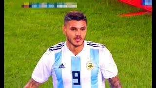 Mauro Icardi vs Colombia(11/09/2018)Friendly HD 720p by轩旗