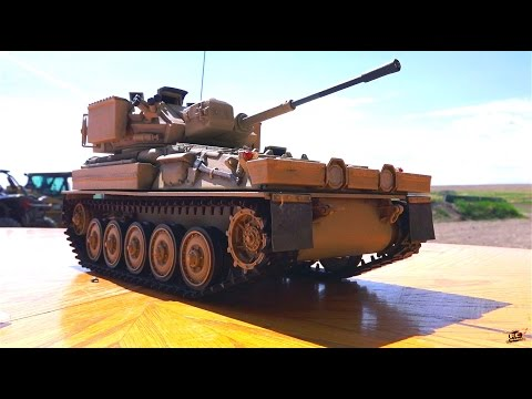 RC ADVENTURES - 3D Printed IR TANK! FV107 Scimitar - 30mm version, Spyker Workshop