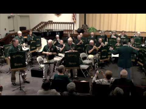 Boogie Woogie Bugle Boy Part 2 - Desert Brass Band @ Glencroft