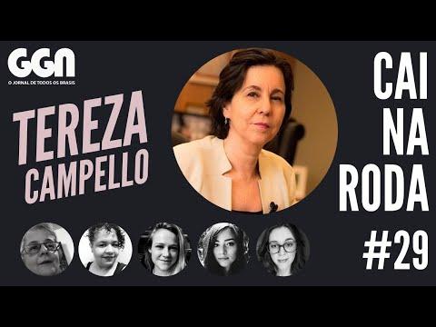 O desmantelo do primeiro grande embrião de políticas públicas: Tereza Campello no #CaiNaRoda EP. 29