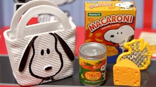 Re-Ment Compilation #8 - Snoopy Pompompurin Gudetama Sanrio Rilakkuma Hamster School Bag Cat Sumo