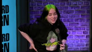 Billie Eilish Howard Stern Show | РУССКИЕ СУБТИТРЫ