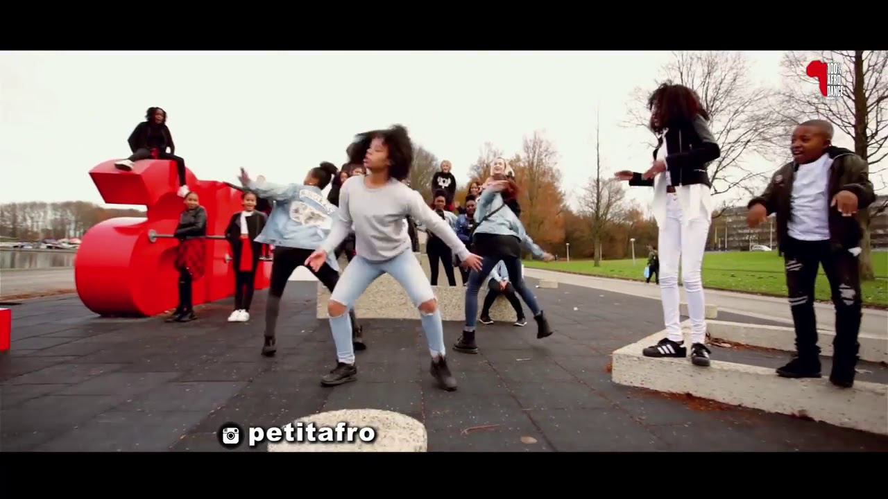 100% afro dance volume 2