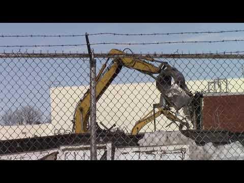 Wyeth Demolition Snap Shot  2-23-19