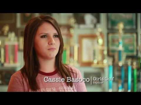 Skyline High School Girls Golf