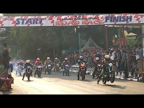 Full Balap RX King Road Race Sragen Piala Dandim
