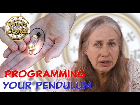 HOW TO USE A PENDULUM, PROGRAM & CLEANSE PENDULUMS to Get SOURCE TRUTH Answers ESCAPE THE MATRIX