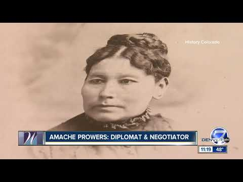 Amache Prowers, Colorado Women's Hall of Fame Class of 2018