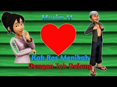 Heboh!!!! Kak Ros Menikah Dengan Tok Dalang!!!Dan Kak Ros Sudah Hamil 9 Bulan