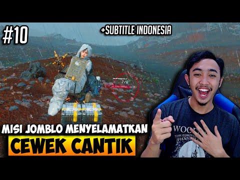 MENGGENDONG CEWEK CANTIK MELEWATI LAUTAN MONSTER - DEATH STRANDING INDONESIA #10 (SUB INDO)