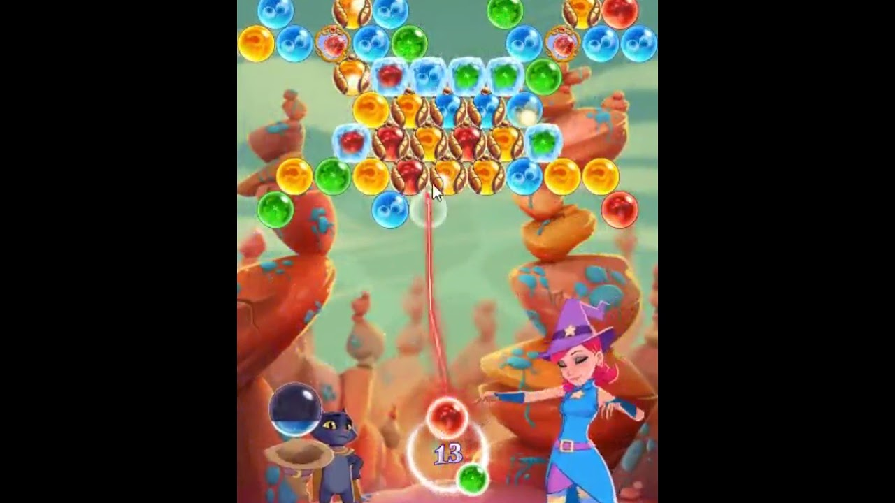 how to get gold in bubble witch saga 3