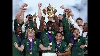 Springboks 32-12 England | Rugby World Cup Final Review