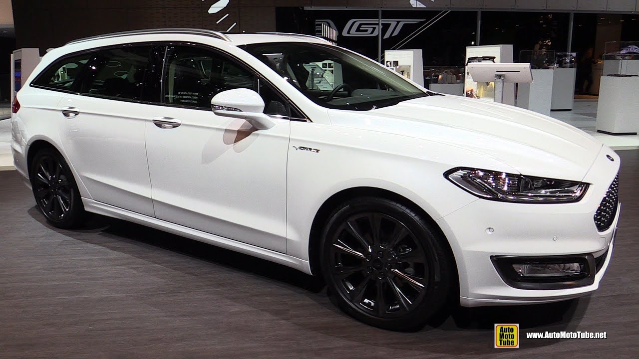 2016 ford mondeo vignale wagon exterior and interior. Black Bedroom Furniture Sets. Home Design Ideas