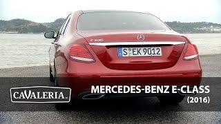 Mercedes-Benz E-Class (2016) - review - Cavaleria.ro