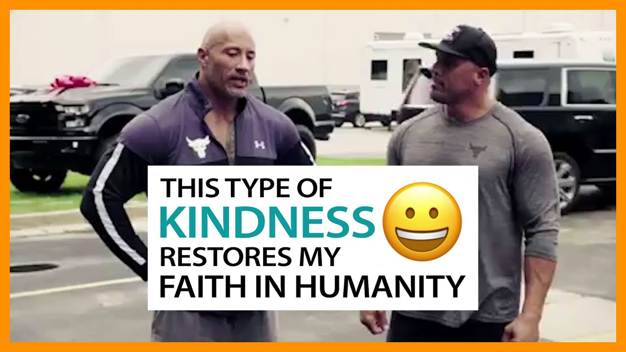 ACTS OF KINDNESS - Faith in Humanity Restored 2020