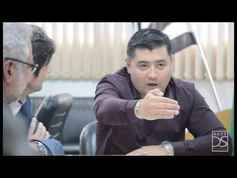 Prefeito Rodrigo Ashiuchi fala sobre obras de recapeamento