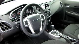 2011 Chrysler 200 --- Test Drive and Car Review