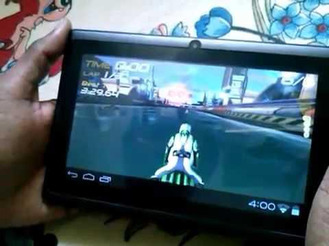 Datawinds Ubislate 7ci 3g Hands On Review   YouTube