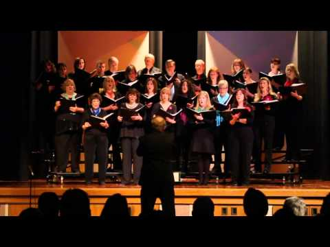 Beyond Glee Spring Concert 2013 - Illinois State Song; America