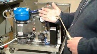 Апарат за газопламъчно заваряване с HHO Газ на Браун GF 8