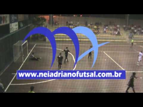 ADHering/Uniasselvi/FMD Blumenau 3 X 3 IACC/Concórdia - Turno Fase 3 -Quartas De Final - Gols.
