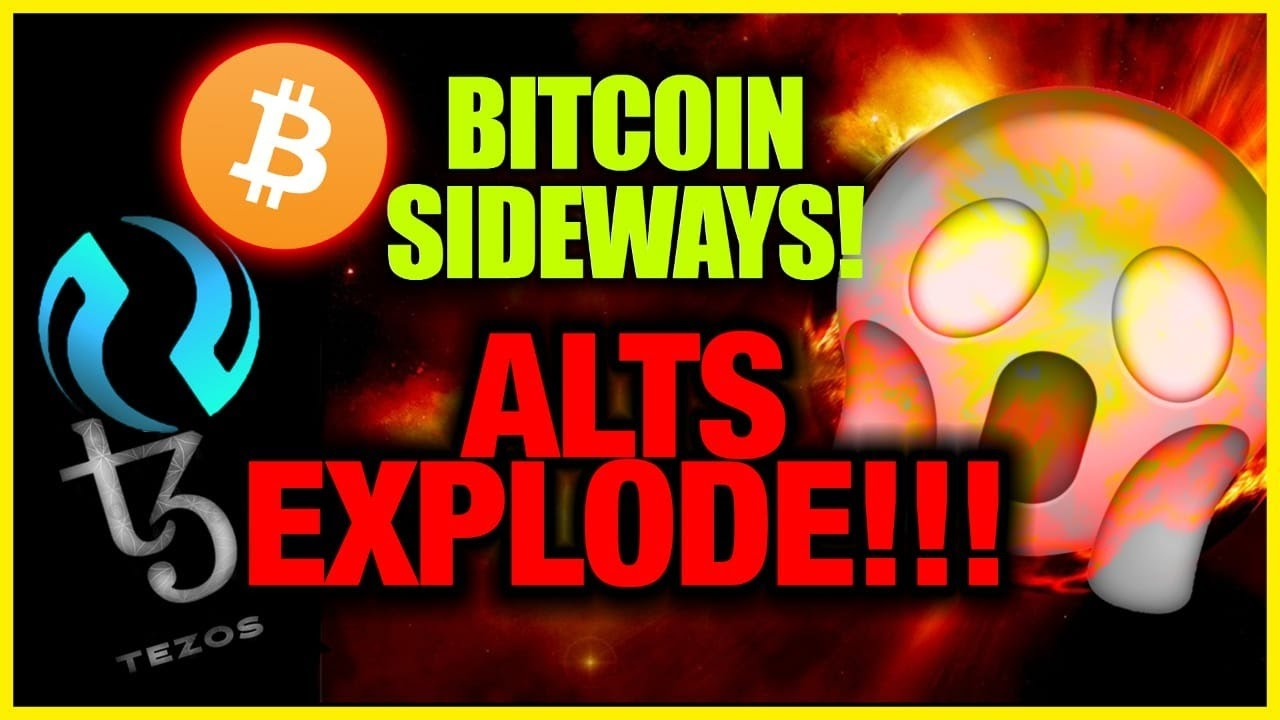 NEW BITCOIN AND ALTCOIN SUPER CYCLE FOR BIG PROFITS! (BEGINS NOW)