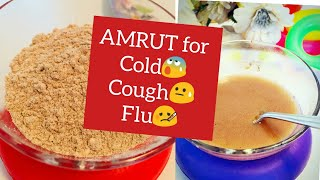 Bajra Nachani Porridge : Best Food recipe for Cold and Cough. Immunity booster healthy drink