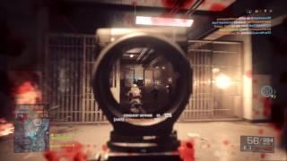 Battlefield 4™ heavy machine Gun support