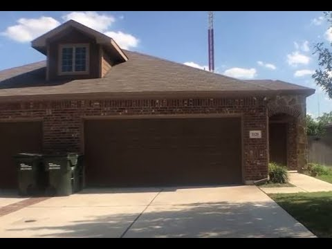 Georgetown Townhomes for Rent 3BR/2BA by GDAA Property Management Georgetown, TX