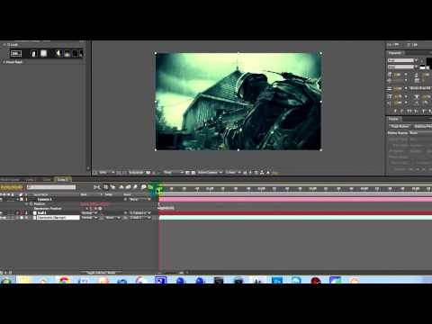 Wiggle After Effects Tutorial - Shake Screen + Free GFX's PACK - Rocket Ross