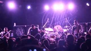 "Upon A Burning Body - ""Once Upon a Time In Mexico LIVE HD Pomona Glasshouse"