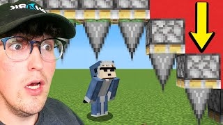 Testing Dangerous Minecraft Traps That Actually Work