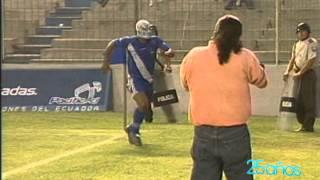 Otilino Tenorio 2005 LA TV ECUADOR 07/05/14