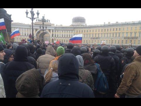 NevexTV: Петербург против коррупции 26 03 2017